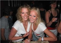 Blond Amsterdam girls