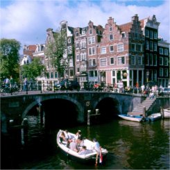 amsterdam sights: the canals