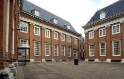 Court of the Amsterdam Historical Museum