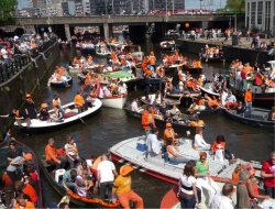 Amsterdam Queens Day