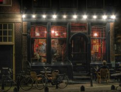 Brown cafe, Amsterdam