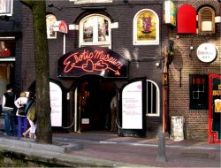 Erotic Museum, Amsterdam Red Light District
