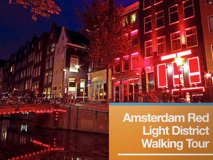 Red Light District tour Viator