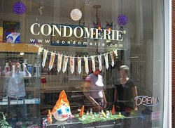 Condom Shop 'Golden Fleece', Amsterdam