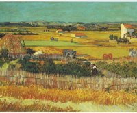 The Harvest, by van Gogh